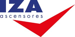 Iza Ascensores logotipo