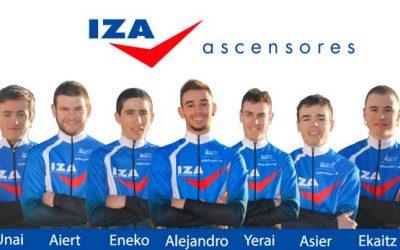 • Equipo ciclista IZA MAESTRE ARABA.EUS